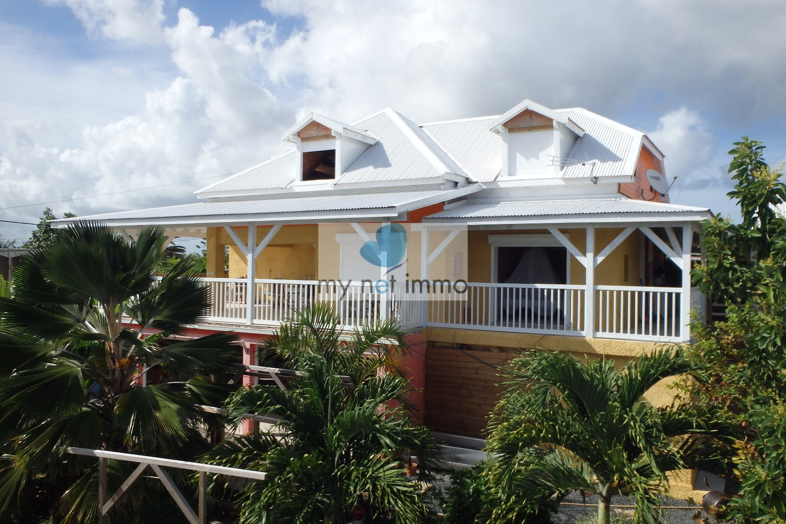 Construction maison en guadeloupe mod les de construction for Cout construction villa